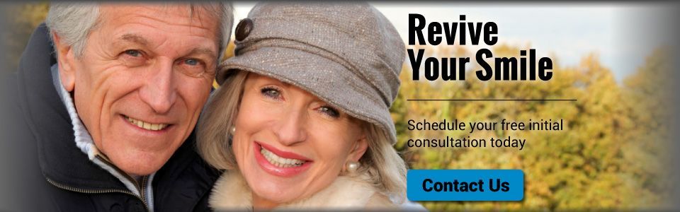 revive your smile | schedule your free initial consultation today